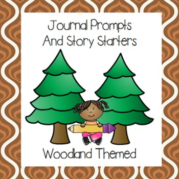 Woodland Themed Journal Prompts and Story Starters