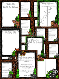 Woodland Themed Open House Starter Kits!