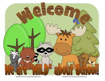 Woodland Welcome Primary Classroom/Open House Forms
