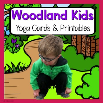 woodland kids yogapink oatmeal movement for the