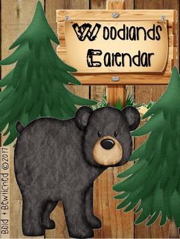 Woodlands Calendar