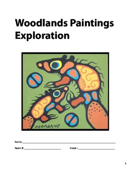 Woodlands Drawing Journal