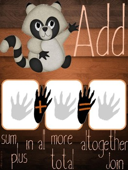 Woodlands Interactive Posters
