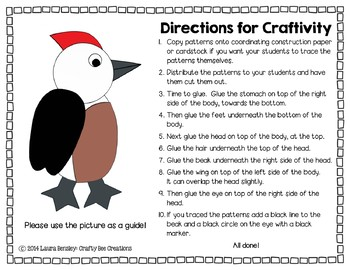 Woodpecker Craft