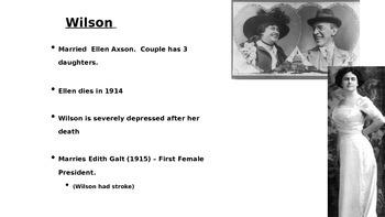 Woodrow Wilson Progressive? His New Freedom PPT