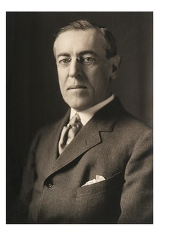 Woodrow Wilson's Fourteen Points Word Search