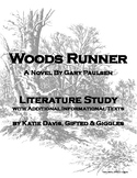 Woods Runner: A Literature Study with Informational Text