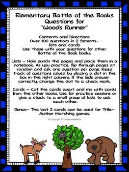 Woods Runner - EBOB