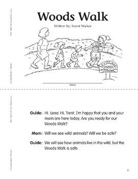 Woods Walk (Leveled Readers' Theater, Grade 1)