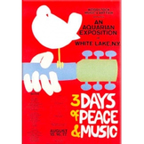 Woodstock - A Great Music Festival of the 1960s   - Text a