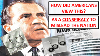 Woodstock and Richard Nixon PowerPoint