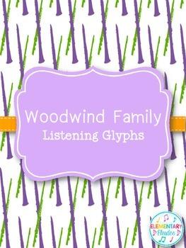 Woodwind Family Listening Glyphs