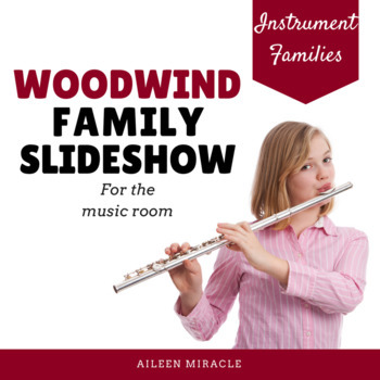 Woodwind Family Slideshow