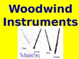 Woodwind Instrument Orchestra Music Powerpoint