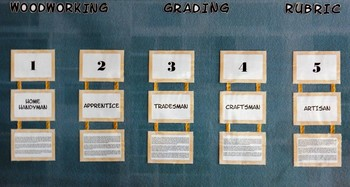 Woodwork Grading Rubric