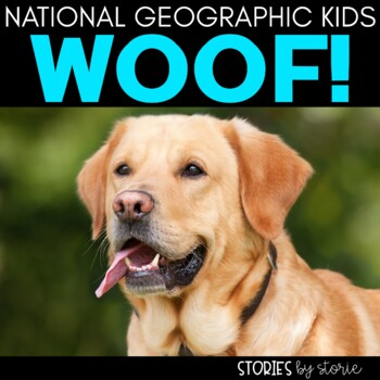 Woof (National Geographic Kids Book Companion)