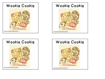 Wookie Cookie slip