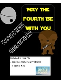 Genetics For Middle School:  With Wookiees
