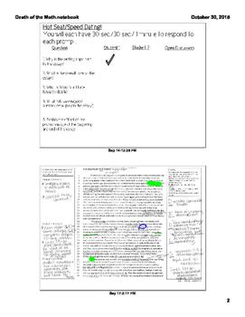 AP Language Woolf & Petrunkevitch Rhetorical Analysis Smart Notebook File