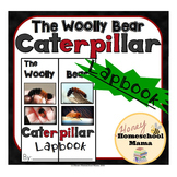Woolly Bear Caterpillar Lapbook with Reading