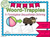 Afrikaans Woord-Trappies Fonologiese Bewustheid Klankruili
