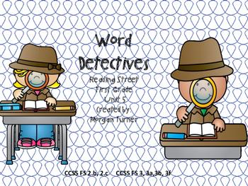 WorDetectives Unit 5