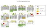 Word Document: 2013-2014 School Calendar