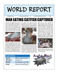 Microsoft Word Newspaper Project Step by Step Instructions with pictures