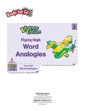 Word Analogies--Flying High Literacy Center (eLesson)