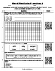 Word Analysis QR Code Practice Sheet 5 - SOL 4.4