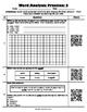 Word Analysis QR Code Practice Sheet 5 - SOL 4.4