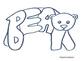 Word Animal - Bear