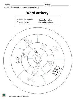 Word Archery