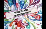Word Art Project