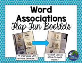Word Associations Flap Books