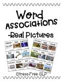 Word Associations-Real Photos