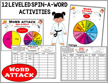 Phonics Word Lists, Flash Cards and 32 Games