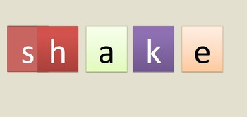 Word Attack: One Phoneme at a Time