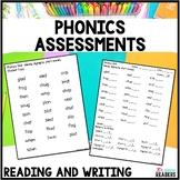 Phonics Assessments (Decoding)