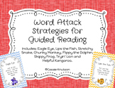 Word Attack Strategies