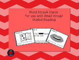 Word Attack Strategies Cards for use with Small Group and Guided Reading
