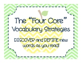 Word Attack Vocabulary Strategies Bulletin Board