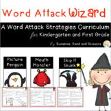 Word Attack Wizard - word attack strategies curriculum