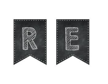 Word Banners *FREEBIE*