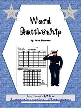 Word Battleship