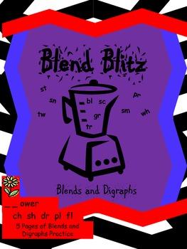 Word Blend Blitz