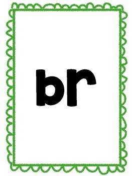Word Blends Activity