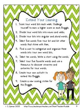 Word Boggle Starter Pack