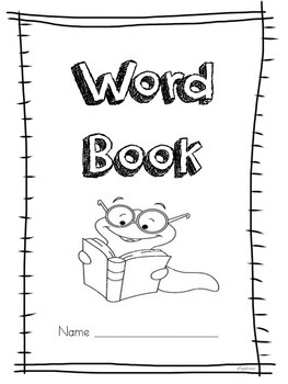 Word Book / Spelling Dictionary