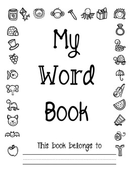 Word Book Spelling Helper